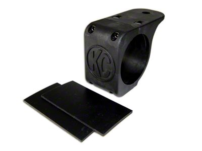 KC HiLiTES Light Mounting Clamp for 2.25-2.5 in. Tube (02-19 RAM 1500)