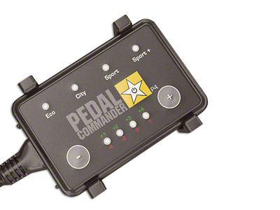 Pedal Commander Throttle Response Controller (07-18 RAM 1500)