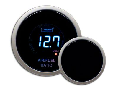 Prosport Digital Blue LCD Air/Fuel & Voltage Gauge - Electrical (02-19 RAM 1500)