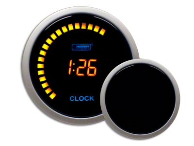Prosport Digital Clock - Amber (02-19 RAM 1500)