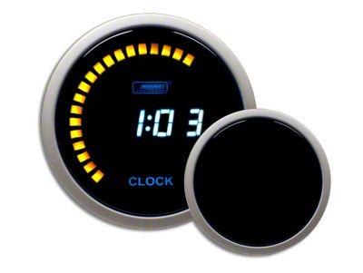 Prosport Digital Clock - Blue (02-19 RAM 1500)