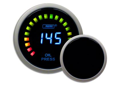 Prosport Digital Oil Pressure Gauge - Electrical (02-19 RAM 1500)