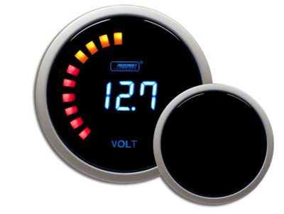 Prosport Digital Volt Gauge - Electrical (02-19 RAM 1500)