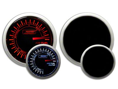 Prosport Dual Color Air Fuel Ratio Gauge - Electrical - Amber/White (02-19 RAM 1500)