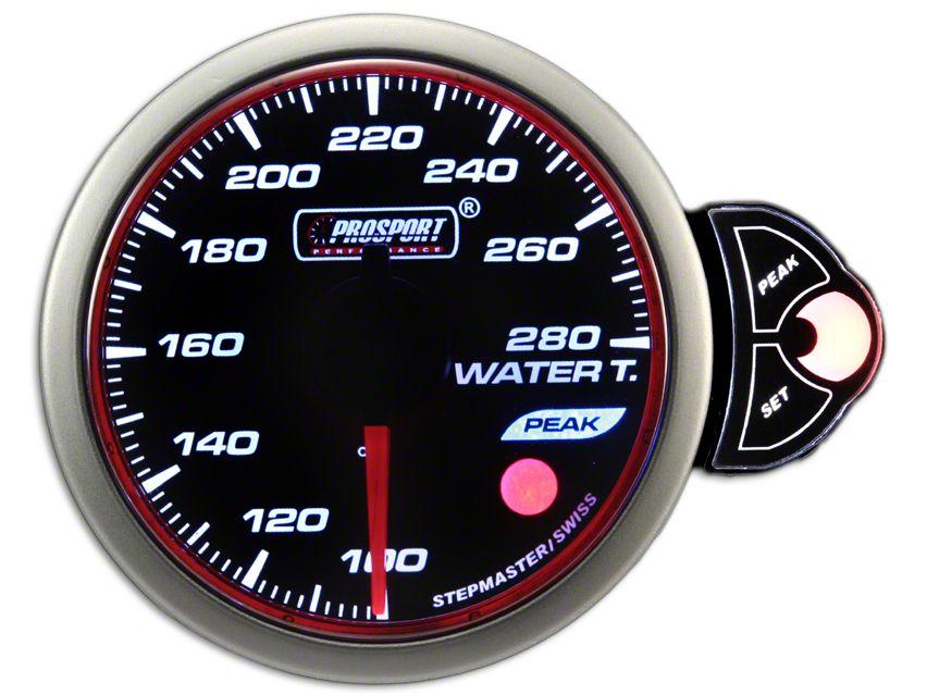 Prosport Halo Water Temperature Gauge (02-19 RAM 1500)