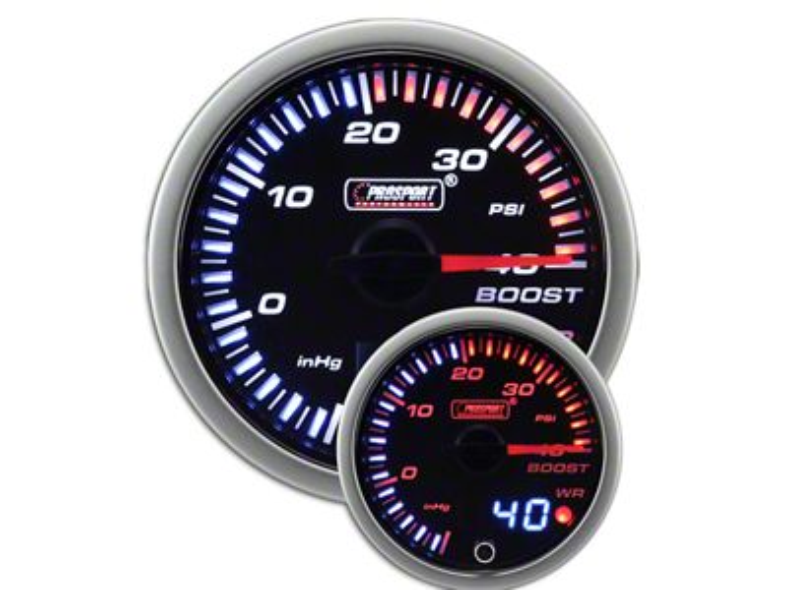 Prosport JDM Boost Pressure Gauge - Electrical (02-19 RAM 1500)