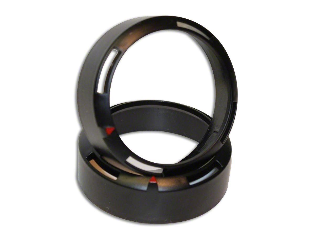 Prosport Premium 60mm Bezel Trim Cover (02-19 RAM 1500)