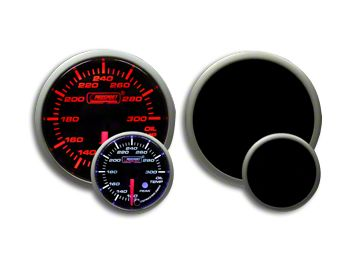 Prosport Dual Color 60mm Premium Oil Temperature Gauge - Amber/White (02-19 RAM 1500)