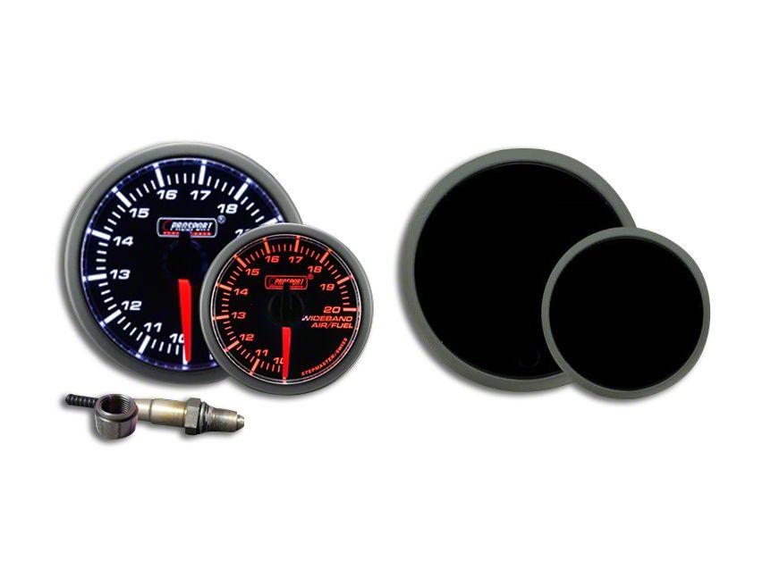Prosport Dual Color Premium Wideband Air Fuel Ratio Kit - Amber/White (02-19 RAM 1500)