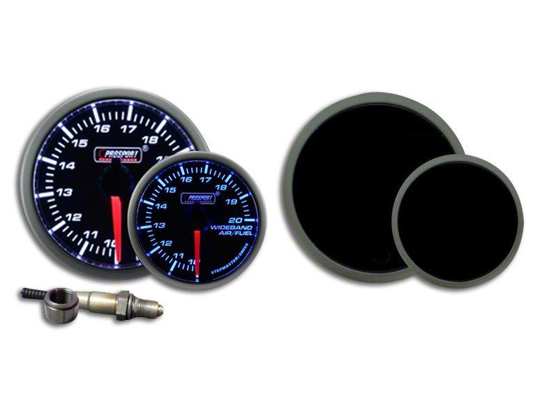 Prosport Dual Color Premium Wideband Air Fuel Ratio Kit - Blue/White (02-19 RAM 1500)