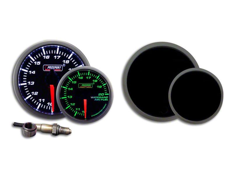 Prosport Dual Color Premium Wideband Air Fuel Ratio Kit - Green/White (02-19 RAM 1500)