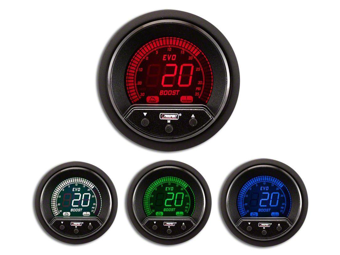 Prosport Premium Evo Boost Gauge - Electrical (02-19 RAM 1500)