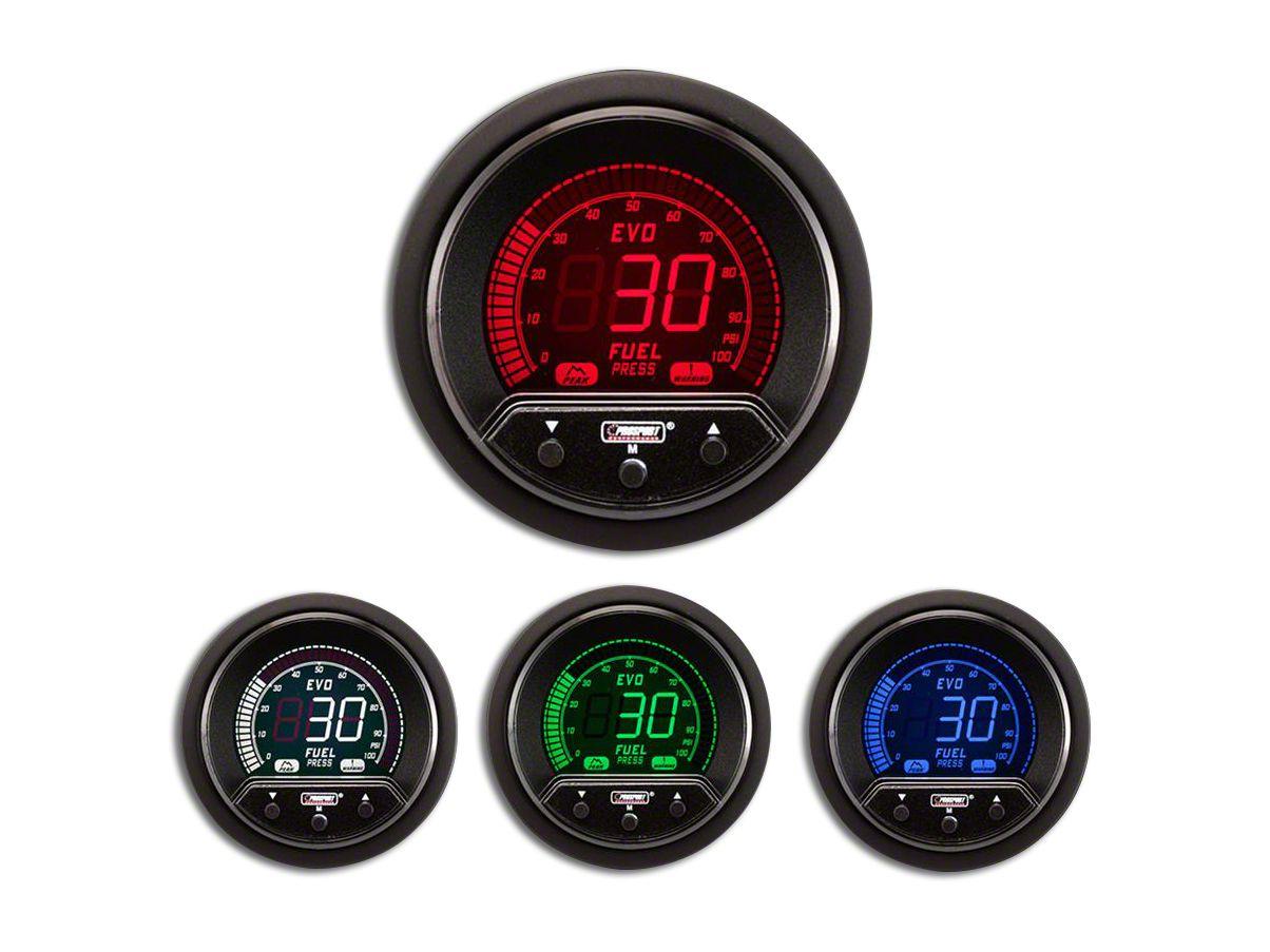 Prosport Premium Evo Fuel Pressure Gauge (02-19 RAM 1500)