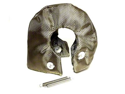 Prosport T3 Turbo Heat Shield Blanket - Titanium (02-19 RAM 1500)