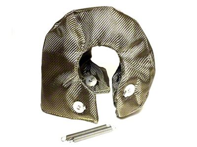 Prosport T4 Turbo Heat Shield Blanket - Titanium (02-19 RAM 1500)