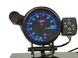 Prosport Tri-Color Tachometer - 80mm (02-19 RAM 1500)