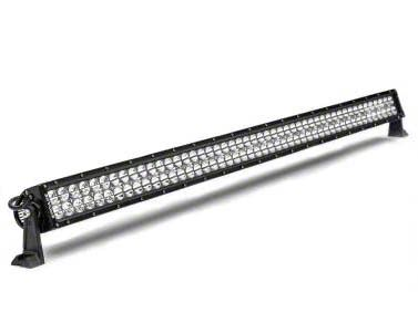 ZRoadz 40 in. Double Row Straight LED Light Bar - Flood/Spot Combo