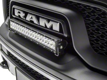 ZRoadz 20 in. LED Light Bar w/ Bumper Mounting Brackets (15-18 RAM 1500 Rebel)