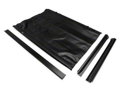 Access Toolbox Edition Roll-Up Tonneau Cover (09-18 RAM 1500 w/ 5.7 ft. or 8 ft. Box & w/o RAM Box)