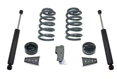 Max Trac 4.5 in. Rear Lift Kit w/ Shocks (09-18 2WD RAM 1500 w/o Air Ride)