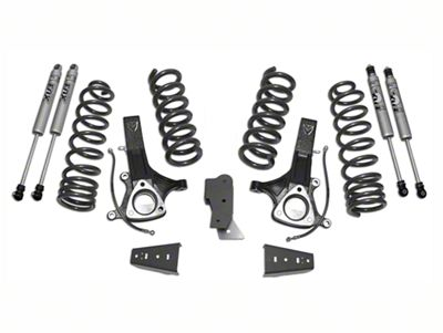 Max Trac MaxPro 7.5 in. Front / 4.5 in. Rear Lift Kit w/ Fox Shocks (09-13 2WD 4.7L RAM 1500 w/o Air Ride)