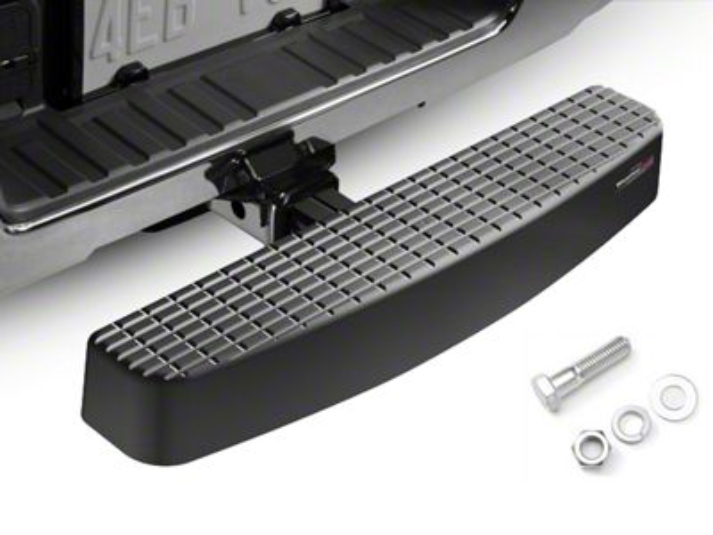 Weathertech Rear Bump Step - Black (02-19 RAM 1500)