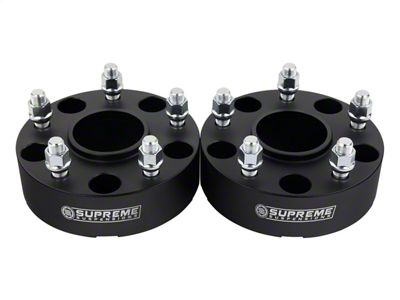 Supreme Suspensions 2 in. Pro Billet Wheel Spacers (02-11 RAM 1500)
