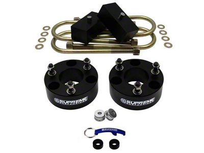 Supreme Suspensions 3 in. Front / 2 in. Rear Pro Billet Lift Kit (06-08 4WD RAM 1500, Excluding Mega Cab & TRX)