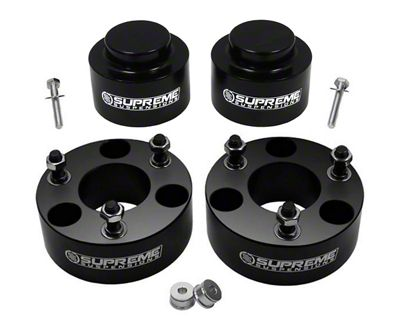 Supreme Suspensions 3.5 in. Front / 3 in. Rear Pro Billet Lift Kit (09-18 4WD RAM 1500 w/o Air Ride, Excluding TRX)