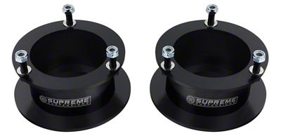 Supreme Suspensions 3.5 in. Pro Billet Front Leveling Kit (06-08 4WD RAM 1500 Mega Cab)
