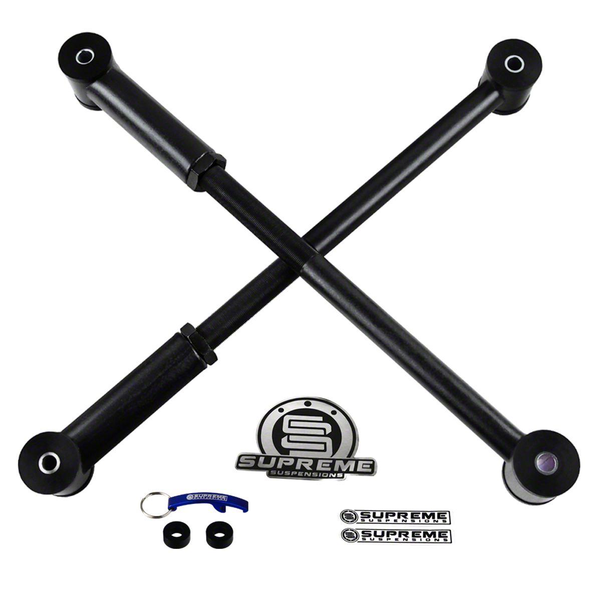 Supreme Suspensions Front Adjustable Upper or Lower Control Arm (06-08 4WD RAM 1500 Mega Cab)