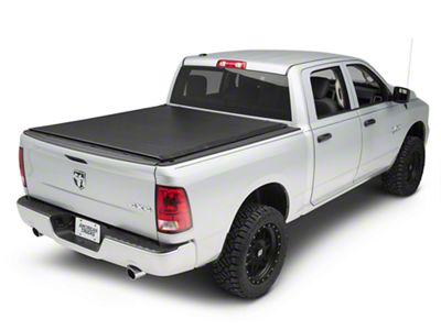 Truxedo Deuce Soft Roll-Up Tonneau Cover (09-18 RAM 1500 w/o RAM Box)