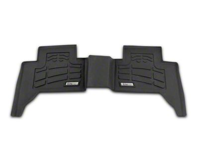 Wade Sure-Fit 2nd Row Floor Liner - Black (02-08 4WD RAM 1500 Quad Cab)