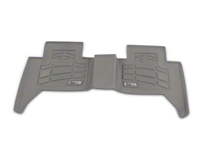 Wade Sure-Fit 2nd Row Floor Liner - Gray (02-08 4WD RAM 1500 Quad Cab)