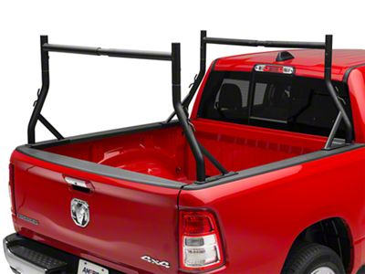 Utility Ladder Rack - Black (02-19 RAM 1500)