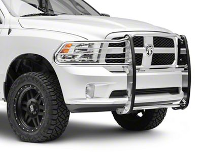 Black Horse Off Road Grille Guard - Stainless Steel (09-18 RAM 1500)