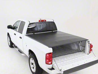 Smittybilt Smart Folding Tonneau Cover (02-08 RAM 1500 w/ 6.4 ft. Box)