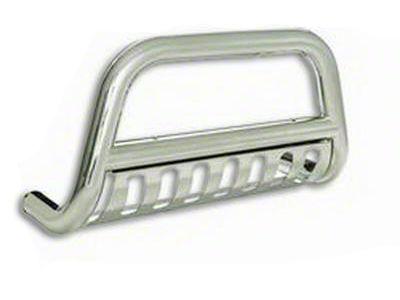Smittybilt Grille Saver Bull Bar - Stainless Steel (02-05 RAM 1500)