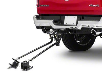 Smittybilt 2 in. Class II Receiver Weight Distributing Hitch (02-19 RAM 1500)