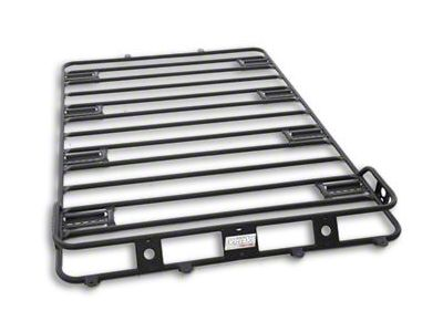 Smittybilt Defender Roof Rack - 4.5 ft. x 5 ft. (02-19 RAM 1500)
