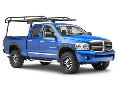 Smittybilt Contractors Rack - 800 lb. Rating (02-19 RAM 1500)