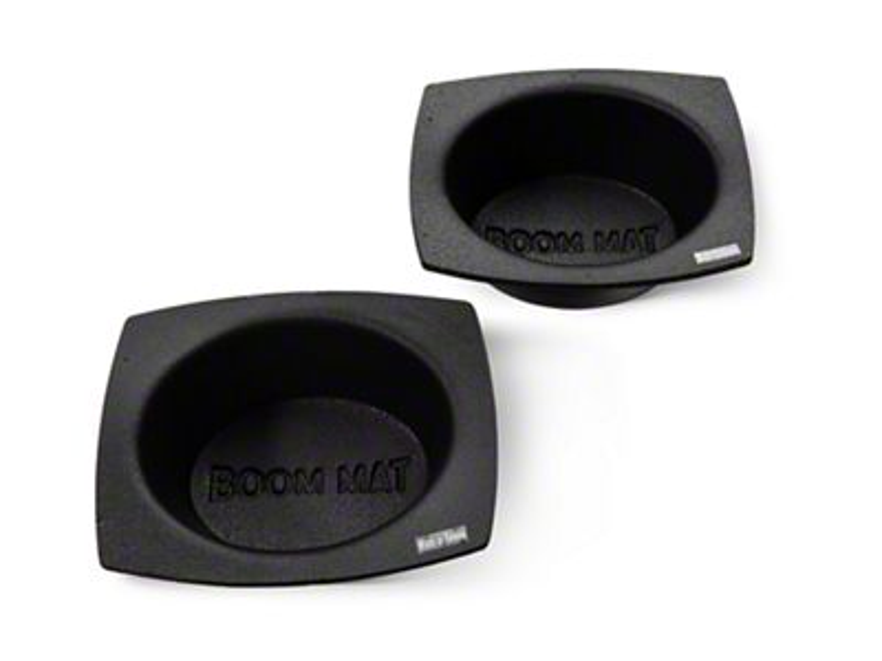 Boom Mat Speaker Baffles - 6x9 in. Oval (02-19 RAM 1500)