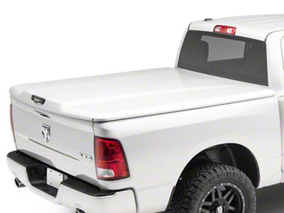 UnderCover Elite LX Hinged Tonneau Cover - Pre-Painted (09-18 RAM 1500 w/ 5.7 ft. & 6.4 ft. Box & w/o RAM Box)