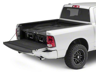 Decked Truck Bed Storage System (09-18 RAM 1500 w/ 5.7 ft. & 6.4 ft. Box & w/o RAM Box)