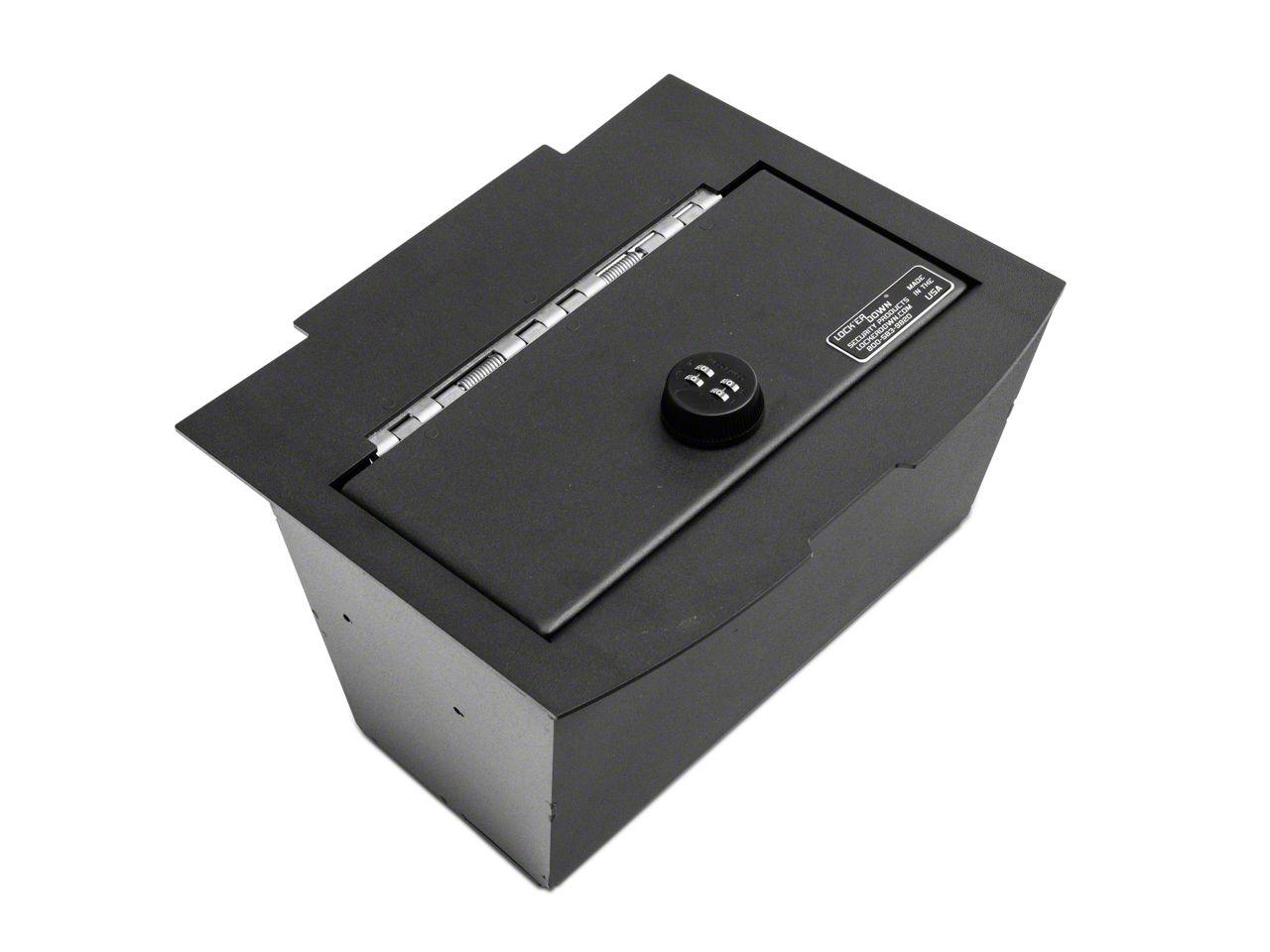 Lock'er Down Console Safe (09-18 RAM 1500 w/ Bucket Seats)