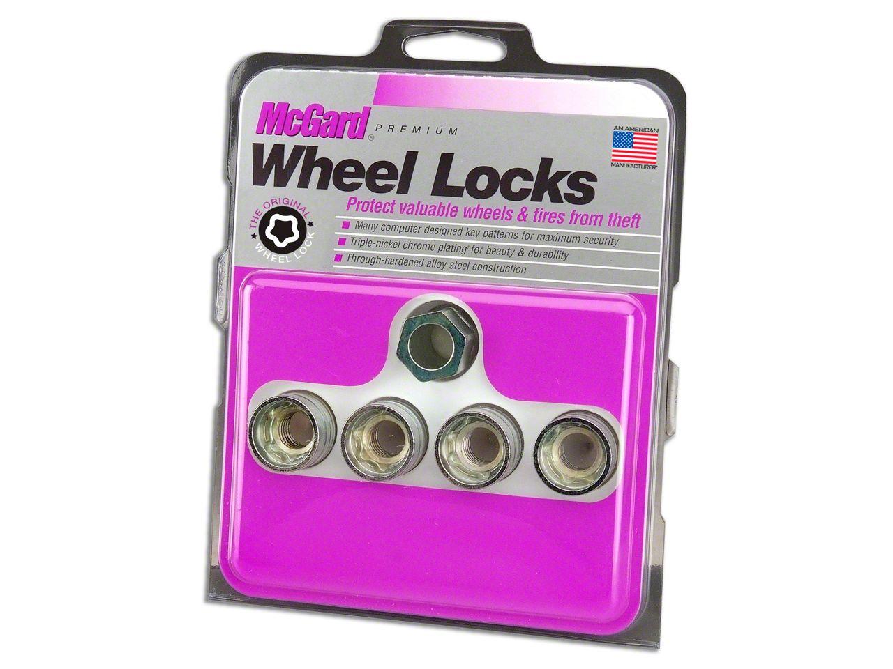 McGard Under Hub Cap Wheel Locks - 9/16 in. (02-11 RAM 1500)