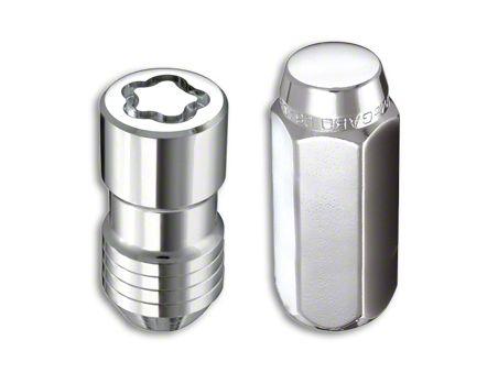 McGard Chrome 5-Lug Wheel Installation Lug Nut Kit - 9/16 in. (02-11 RAM 1500)