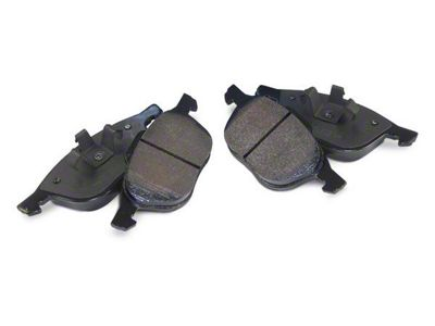 Hawk Performance HPS Brake Pads - Rear Pair (02-10 RAM 1500, Excluding Mega Cab & SRT-10)