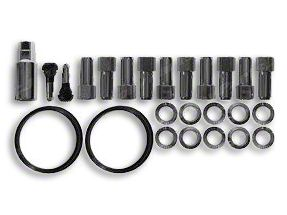 Race Star Closed End Acorn 10 Lug Nut Kit - 14mm x 1.5 (12-18 RAM 1500)