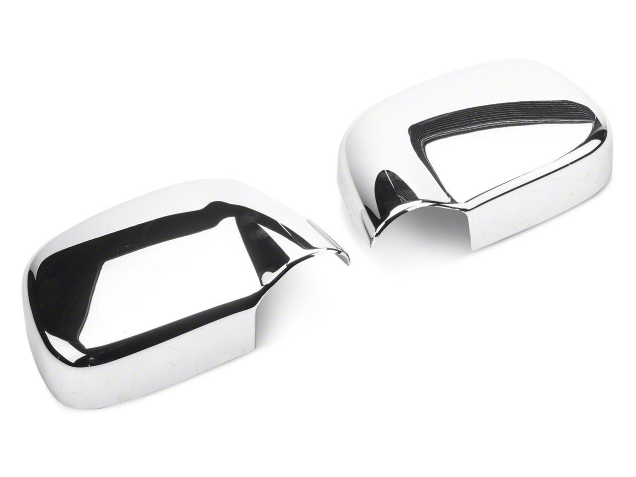 Chrome Mirror Covers (02-08 RAM 1500)
